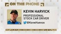 The Jim Rome Show: Kevin Harvick talks Jeff Gordon's single-season wins record
