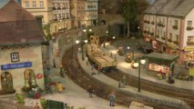 Lovely model railway layout with at least 100 details and miniature world attractions in HO scale - Pilentum Railway Modelling and Model Railroading