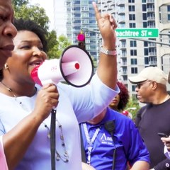 Stacey Abrams is running to be the first black female governor in America