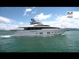 SAN LORENZO SL106 - Hybrid power DIESEL CENTER - The Boat Show