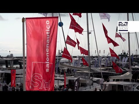 MOTOR BOATS at Genoa Boat Show – 4K Resolution – The Boat Show