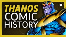 The Comic History of Thanos | Avengers: Infinity War