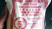 Vietnamese steamed banana cake | Bánh chuối hấp
