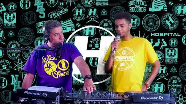 Hospital Records Podcast #364 with London Elektricity & Degs