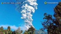 Erupsi Gunung Merapi: status Gunung Merapi naik jadi waspada - TomoNews