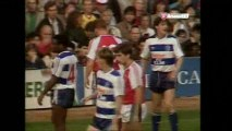 Arsenal - Queens Park Rangers 22-10-1988 Division One