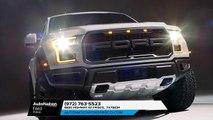 2018 Ford F-150 Raptor McKinney TX   Ford F-150 Raptor Dealer Celina TX