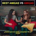 Best Amigas vs Amigas!  If this how Living With Latinos TV Episode 50