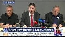 Consultation SNCF; 94,97% des cheminots se sont prononcés contre le pacte ferroviaire
