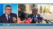"""Macron et les banlieues : """"Au fond, il n'y a pas une vraie ambition..."""", juge Yves Jégo"""