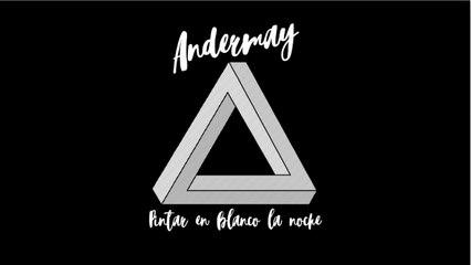Andermay - En Blanco (Lyriv Video)