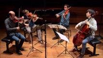 Brahms ,  Quatuor à cordes n° 1 en ut mineur op  51 n° 1   I  Allegro   II  Romance   III  Allegro molto moderato e comodo   IV  Allegro par le Quatuor Noga