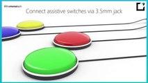 أداة تحكم جديدة من Xbox مخصصة لذوي الاحتياجات الخاصة