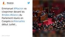 Emmanuel Macron va de nouveau réunir le Congrès à Versailles.