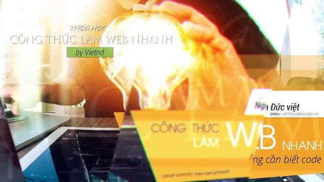 Bai giang 11 Website gioi thieu cong ty - phan gioi thieu doi tac