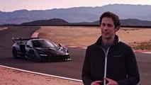 VÍDEO: No es broma, Senna pone al límite el McLaren Senna