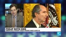 Remembering Philip Roth: One of the great ironists in American Literature