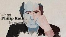Author Philip Roth in Quotes