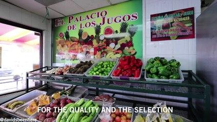ULTIMATE CUBAN FOOD TASTING Under One Roof at EL PALACIO DE LOS JUGOS | Miami, Florida