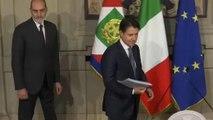 Giuseppe Contét bízta meg kormányalakítással az olasz államfő