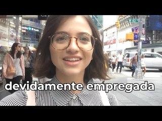 PROCURANDO EMPREGO EM NOVA YORK
