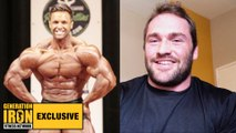 Stanimal Interview: Regan Grimes Dropped 70 lbs Since January To Do Classic Physique | GI Exclusive