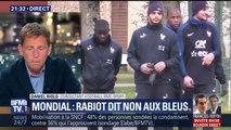 """Rabiot refuse d'être réserviste: la """"petite crise"""" d'un joueur """"très capricieux"""", selon Daniel Riolo"""