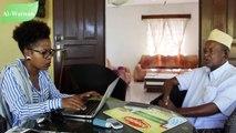Abdou Bakari Boina n'est plusL'artisan de l'indépendanceDernière Interview d'Al-Watwan réalisée par Faïza Soulé Youssouf et Ibrahim Youssouf