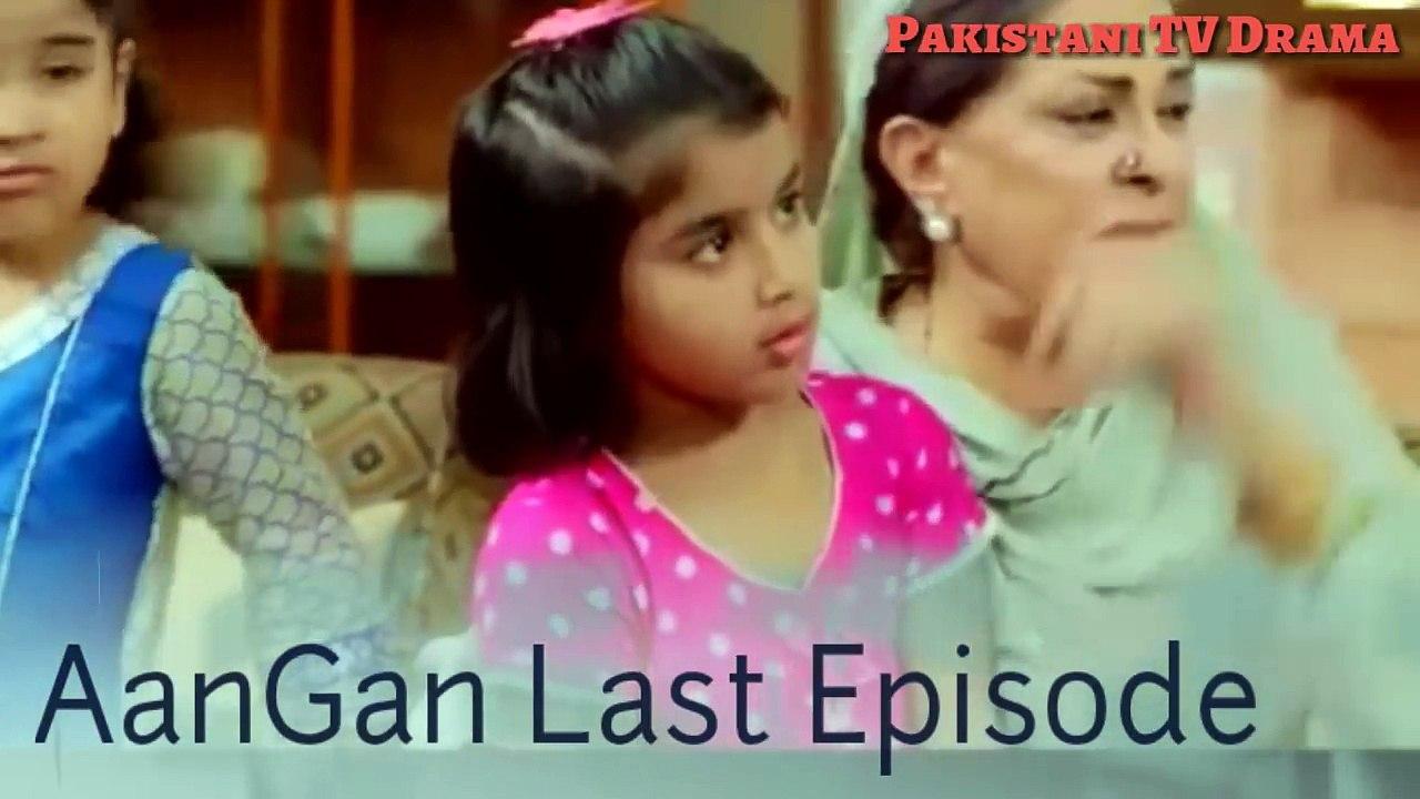 AANGAN Episode Last 33 & 34 (BTS) - Pakistani TV Drama _ Writer Faiza  Iftikhar_HD