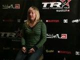 Jenny Jones - Riders on TTR Snowboard Tour