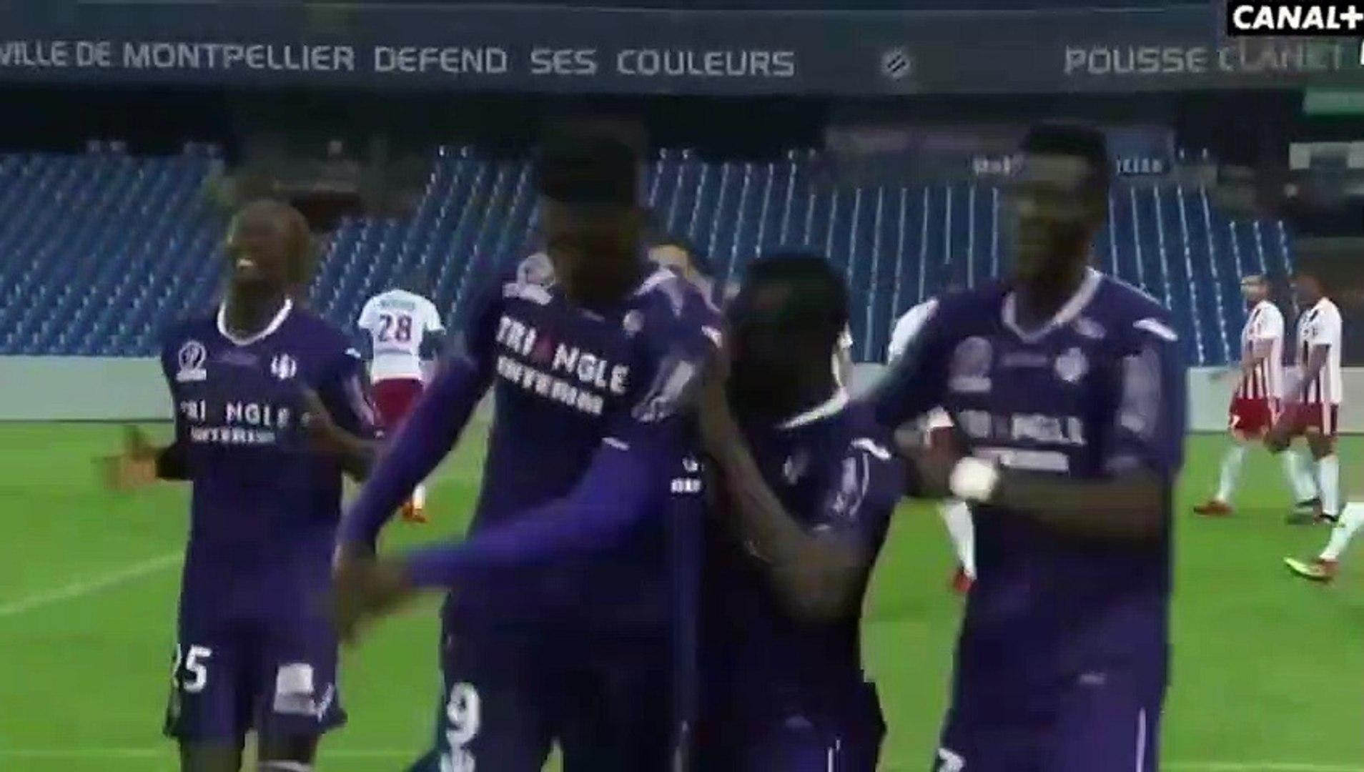 Résumé Ajaccio-TFC résumé & But Yaya Sanogo 0-3