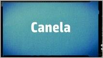 Significado Nombre CANELA - CANELA Name Meaning