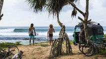 No Sudden Movements | #TheSearch by Rip Curl | Surfing Travel Adventures
