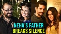 Neha Dhupia's Father Gives Daughter's Pregnancy Details   Neha Dhupia Angad Bedi Wedding