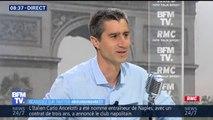 """""""Je ne suis au courant de rien, qu'est-ce qu'il a fait?"""", François Ruffin découvre qu'Adrien Rabiot refuse d'être suppléant en équipe de France"""