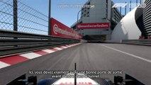 F1 2018  - Un tour sur le circuit de Monaco avec Charles Leclerc