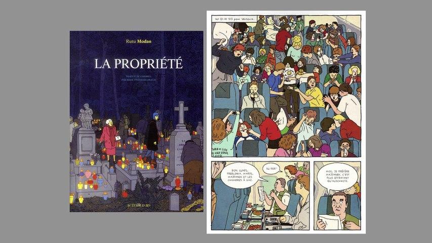 Un langage mondial : les nouveaux territoires de la bande dessinée 2