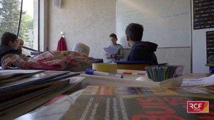 Mots d'accueil : De jeunes réfugiés nous racontent leur histoire