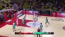 Playoffs Jeep® ÉLITE - 1/4 aller : Monaco vs Pau-Lacq-Orthez