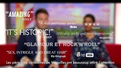 Versailles - Audience au Roi - BETC, Havas Media, Socialyse