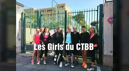 LES GIRLS DU CTBB  (mai 2018)