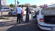 Şanlıurfa Siverek'te Kaza 2 Polis ve 1 Uzman Çavuş Yaralı