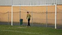 Coupe des Flandres U15, 1/4 de finale = LAMBERSART - SECLIN : 1 - 1 (1-1) TAB 2-4