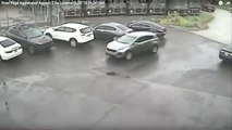 États-Unis : attaque violente d'une voiture à coup de masse - 24/05/2018