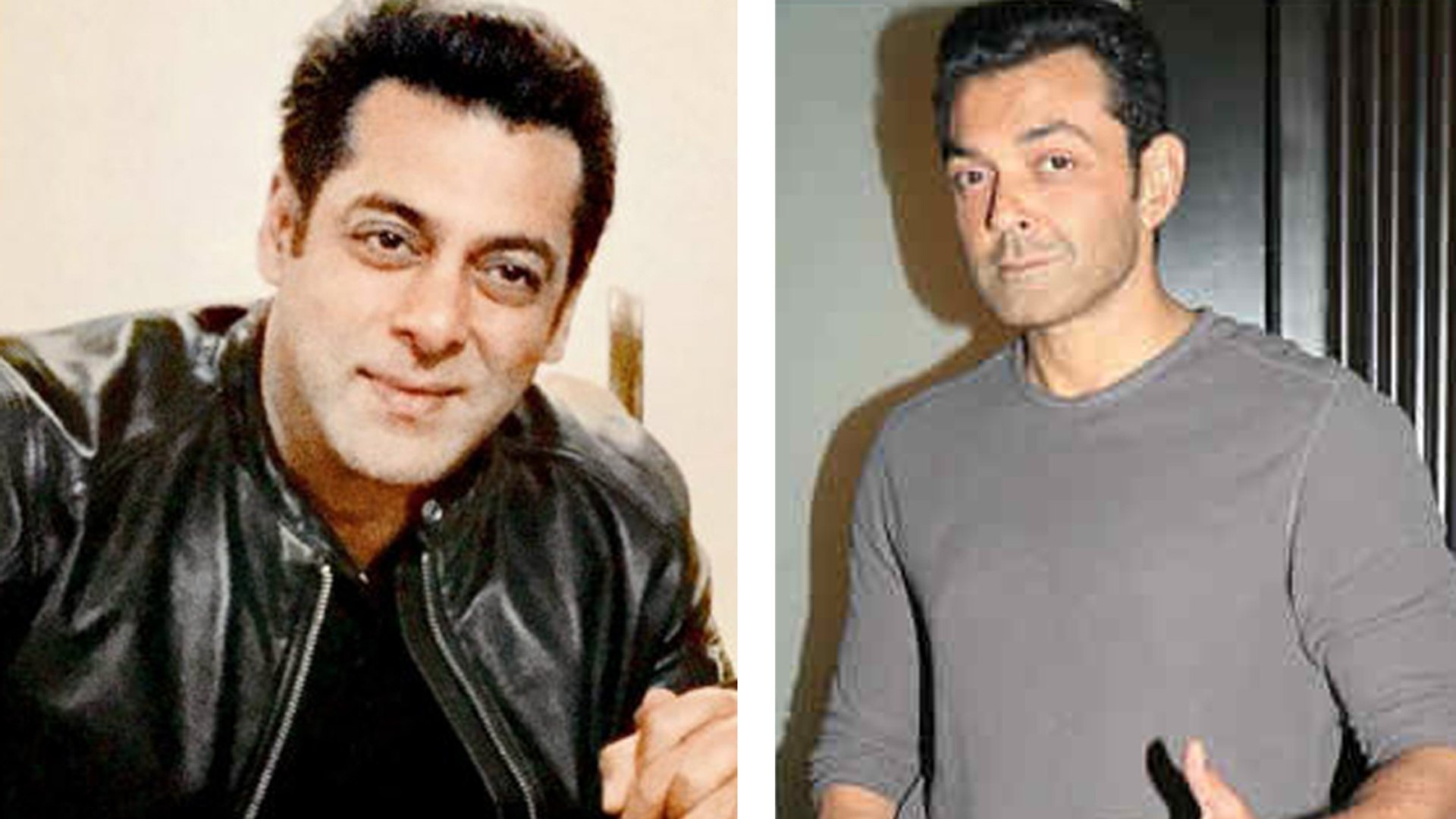 Race 3: Salman Khan PLANS HUGE GIFT for Bobby Deol ; Know Here ! | FilmiBeat