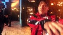 TPMP : Déguisé en Michael Jackson, Benjamin Castaldi fait le show pendant la pub (Exclu Vidéo)
