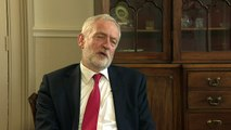 Corbyn: Solution by Tories mean return to hard border