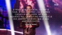 The Voice : Après Florent Pagny, Zazie pourrait quitter l'émission