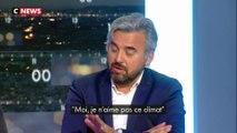 ALEXIS CORBIÈRE : LA UNE DE CHARLIE HEBDO «EST DÉGUEULASSE»