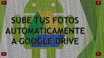 Como Sinronizar Mis Fotos Con Google Drive | Luis Alfredo PC